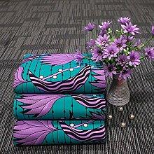 CHZIMADE Batik Flower Fabric scraps Pack Remnants