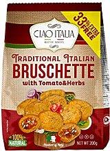 Ciao Italia, Traditional Italian Bruschette with