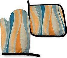 Ciciera-Shop Retro Vibrant Stripes Funky Lines
