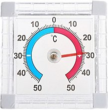 Cicony Temperature Thermometer Window Indoor