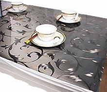 CIEEIN CIEHT Home PVC Tablecloth Desk Table Mat