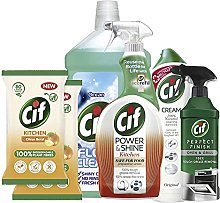 Cif Kitchen Cleaning Kit - Pack of 6 Kitchen