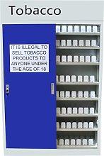 Cigarette Display Cabinet