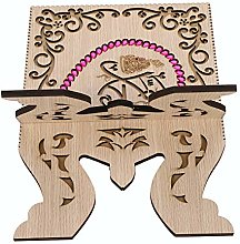 Cikonielf Wooden Book Stand Koran Quran Holy Book