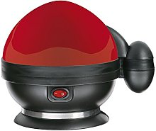 Cilio Egg Boiler Retro, Stainless Steel, red, 19 x