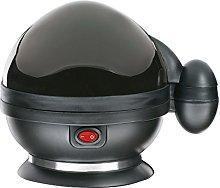 Cilio Egg Boiler, Stainless Steel, Black, 19 x 19