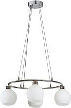 Cincotta 4-Light Shaded Chandelier Ebern Designs