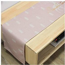 Cinnanal Wedding Table Runner Cotton Linen Table