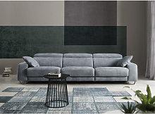 Cinthia Large Italian Leather Sofa