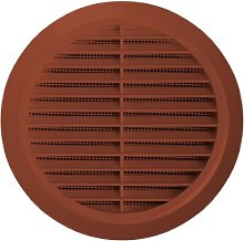 Circle Air Vent Grille Cover 125mm 5inch Ducting