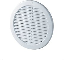 Circle Air Vent Grille Cover 158mm (6.22inch)