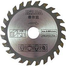 Circular Saw Blade for Bauker 500w Mini Circular