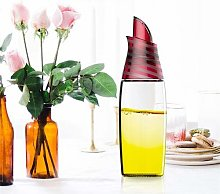 circulor 1PC Glass Cooking Olive Oil, Olive Oil