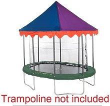 Circus Trampoline Canopy JumpKing