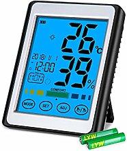 CISHANJIA Room Thermometer, Professional Digital
