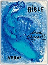 Citon Mark Chagall《Bible》Canvas Art Oil