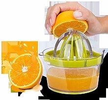 Citrus Lemon Orange Juicer Manual Hand Squeezer,
