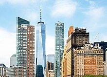 City High-Rise Building Landscape 5D DIY Diamond