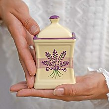City to Cottage® Lavender Pattern Purple and