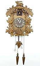 cjcaijun wall clock Wall Clock Handmade Carved