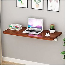 CJCJ Invisible Wall-Mounted Study Table, Foldable