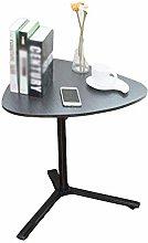 CJH Computer Desk, Floor Lift Mobile Table Bedside