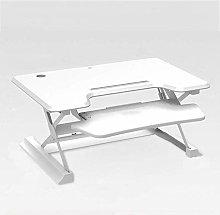 CJH Desk, Computer Lift Table, Desktop Display