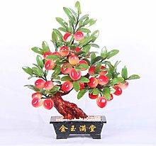 CJshop Artificial Trees Artificial Bonsai Tree