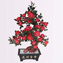 CJshop Artificial Trees Artificial Plants Bonsai