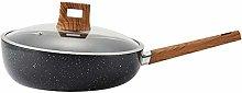 CJTMY Nonstick Pan, Nonstick Stone Frying Pan,