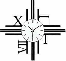 Ckssyao Wall clock Contemporary quartz wall clock