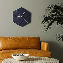 Ckssyao Wall clock Creative wall clock section