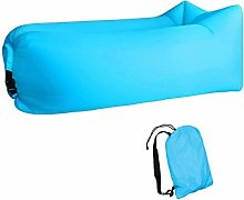 CKY Camping Inflatable Sofa Lazy Bag Sleeping Bag