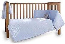 Clair De Lune Clair De Lune Dimple Cot/Cot Bed