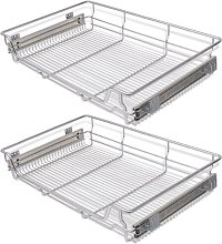 Clairlea Pull-Out Wire Under Shelf Basket