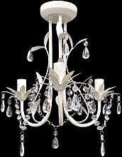 Clancy 3-Light Candle Style Chandelier by Lily