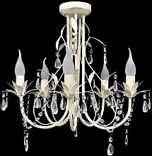 Clanton 5-Light Candle Style Chandelier by Lily