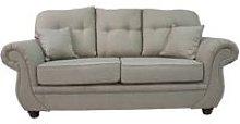 Claremont 3 Seater Sofa Settee Casino Biscuit