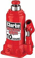 Clarke CBJ10B 10 Tonne Bottle Jack - 7620027