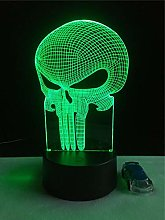 Classic 3D Lamp Lighting Led USB Mood Night Light