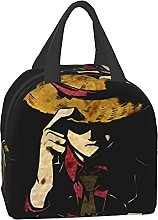 Classic Anime Lunch Box Bag Durable Insulated