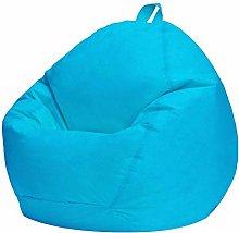 Classic Bean Bag Chair Sofa Cover, Lazy Lounger