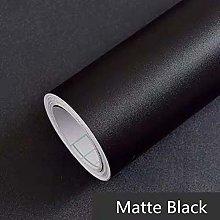 Classic Black White Self-Adhesive Wallpaper for