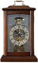 Classic Desk Clock With Hourly Chime Function
