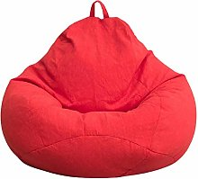 Classic Filling Bean Bag Chair Sofa Cover Lazy Bag