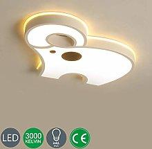 Classic LED Ceiling Light Nursery Lamp Modern