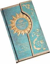 Classic Notebook Journal European Retro Magic Note