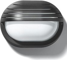 Classic outdoor wall lamp EKO 19 GRILL, white