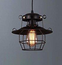 Classic Pendant Light Retro Industrial Suspension