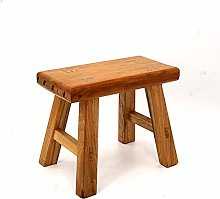 Classics Solid Wood Step Stool Portable Footstool